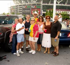 Kenny Chesney and Friends concert at Fedex Field - Landover, MD - 06/04/2005