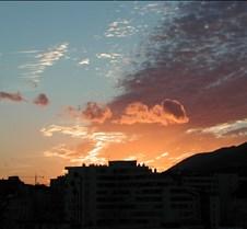 Sunset over Spain