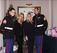 Toys For Tots at the Hyatt--2007