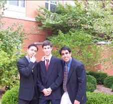 Niko, Josh & Rakesh