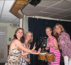 Fab 4 in Florida Lisa, Emily, Elyse and Liz on Captiva