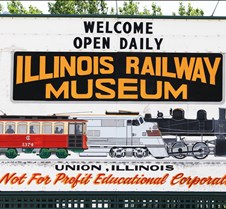 Illinois Railway Museum Updated 08-23-2011. The Illinois Railway Museum was founded in 1953 and claims to have the largest collection of railroad rolling stock in the United States with over 400 locomotives and cars of all types (with over half on display at any given time). The