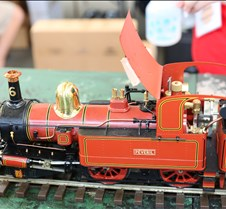 Paul Hagglund's Peveril Locomotive