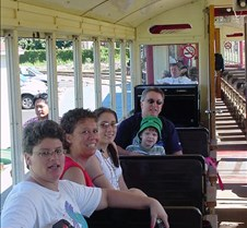 All Aboard - Terri,Laura,Whitney,Grant&M