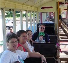 All Aboard - Terri,Laura,Whitney,Grant&M