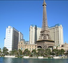 Paris Las Vegas - Eiffel Tower