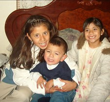 Genesis, Jason, & Abriana