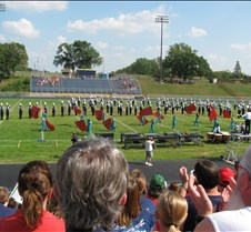 RHS Marching Band 2009-2010