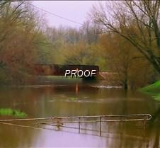 Flooded Kickapoo River