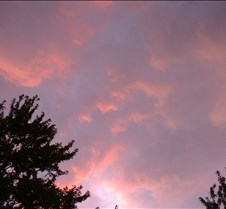 Orange Clouds 081502