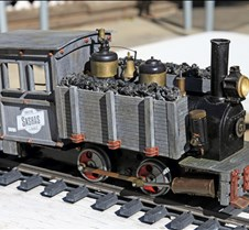 Sonny Wizelman's Upgraded Mamod Loco