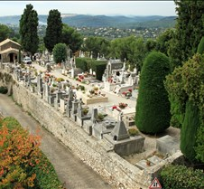 Saint Paul Village, France - Cemetery