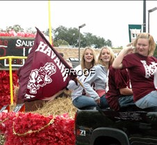frosh float