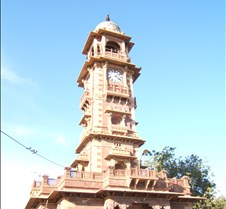 Jodhpur Clock Tower