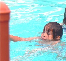 Swim Lesson 4 June 2007