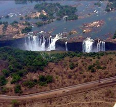 Helicopter Ride over Victoria Falls0012
