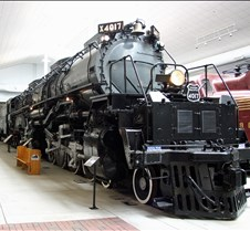 Union Pacific #4017 Big Boy 4-8-8-4
