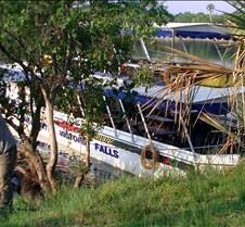 Sunset River Cruise Zambezi River0003