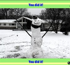 The great Snow ET