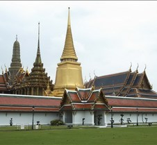 Wat Phra Kaeo (Wat Phra Si Rattana Satsa