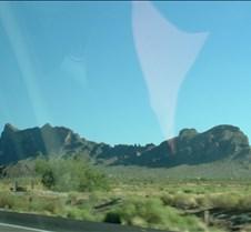 Tucson Highway scenery 4