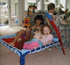 Audra, Carolyn, Nyla