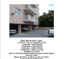 Elite RiverView apartments