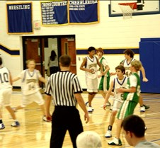 Basketball Liberators VS Spfld-Catholic