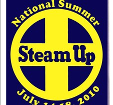 2010 National Summer Steamup Cover
