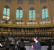 inside the Great Reading Room