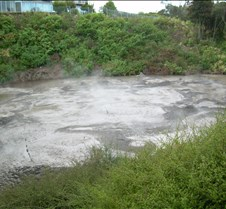 Geothermal Steam Pool