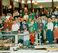 1995 Diamondhead Steamup Group Photo