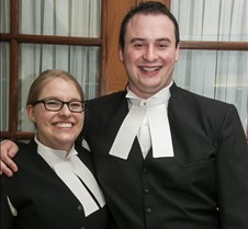 Devon & Niall Call to the Bar 1-16-2015 Devon & Niall Call to the Bar