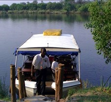 Sunset River Cruise Zambezi River0001