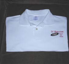 polo shirt embroidered