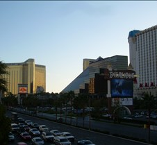 Mandalay Bay, Luxor, and Excallibur