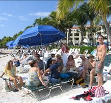 WAPHC members on the Casa Marina Beach