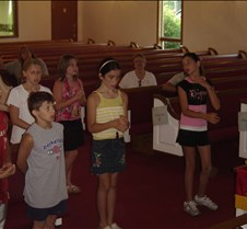 2007 VBS closing program and picnic 015