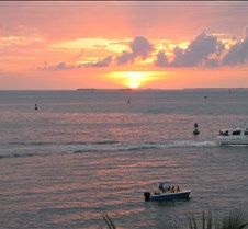 Key West Sunset at Mallory Square