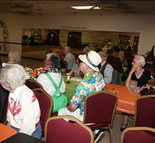 JOSLYN SENIOR CENTER 10 15 08 Joslyn Senior Center Halloween dinner dance held October 15, 2008.