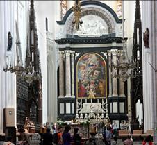 Assumption of the Virgin by Rubens