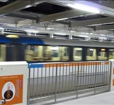 Tokyo Monorail Speeding By