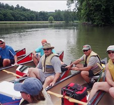 Camping and Canoeing on the Shenandoah River - Luray, VA - 06/11-13/2004