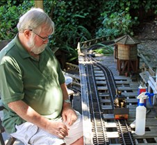 Jim O'Hearn With His Regner Willie