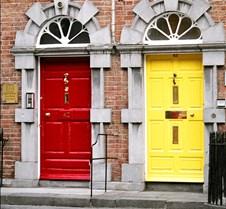 The doors of Ireland