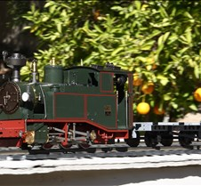 Raul Barrile's Saxonian 1K 0-6-0 No. 50