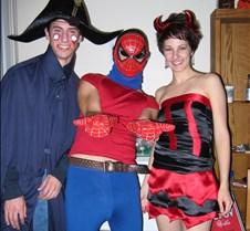 Unlikely Superheroes