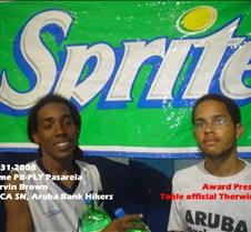 10312008 Game PB-PLY Pasarela Marvin Bro