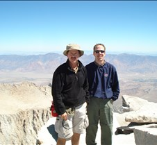Matt & Joe Mt Whitney
