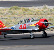 #44 Six Shooter  North American T-6 G